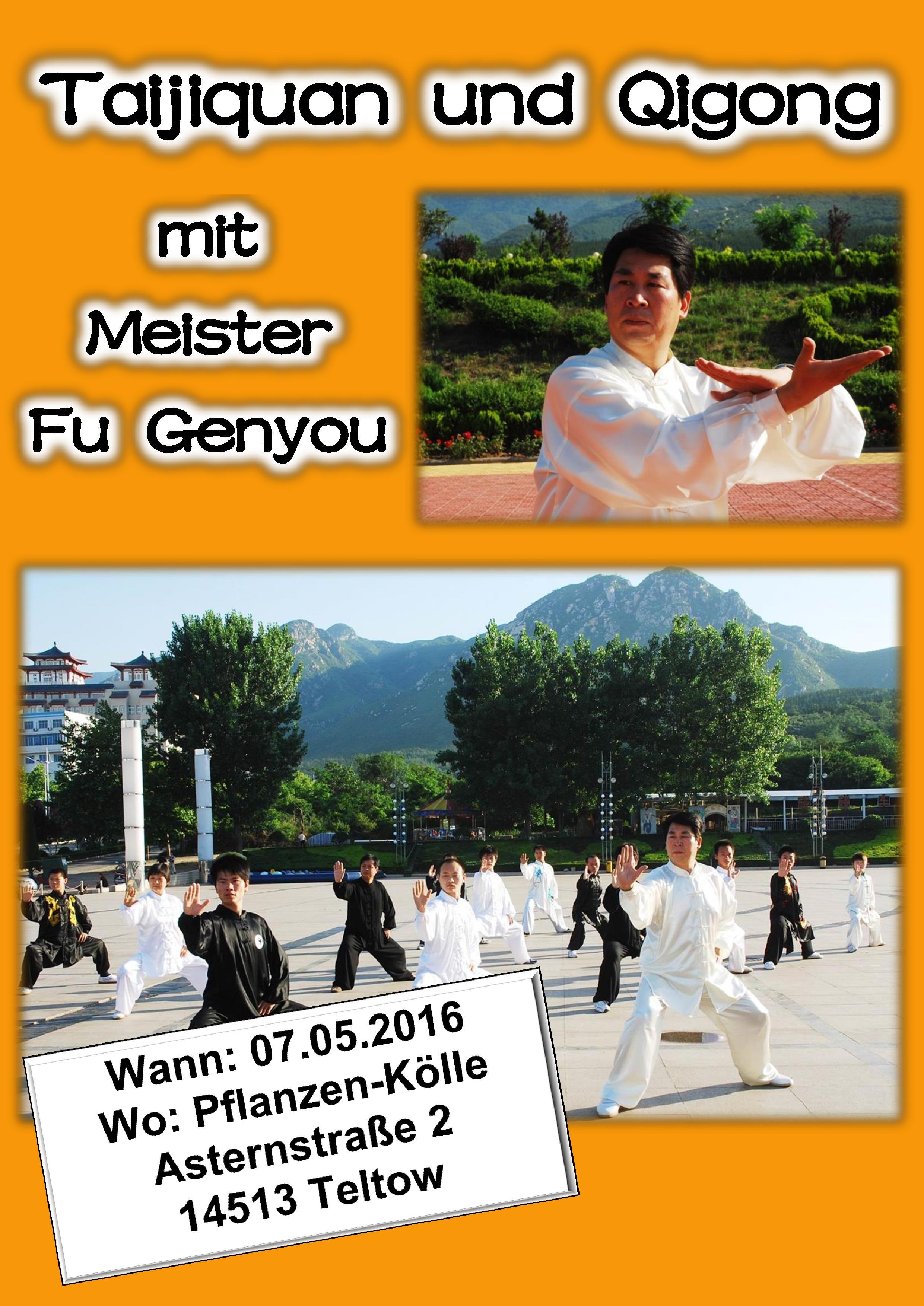 Plakat A1 Taiji und Qigong - orange - Zeit und Ort-page-001